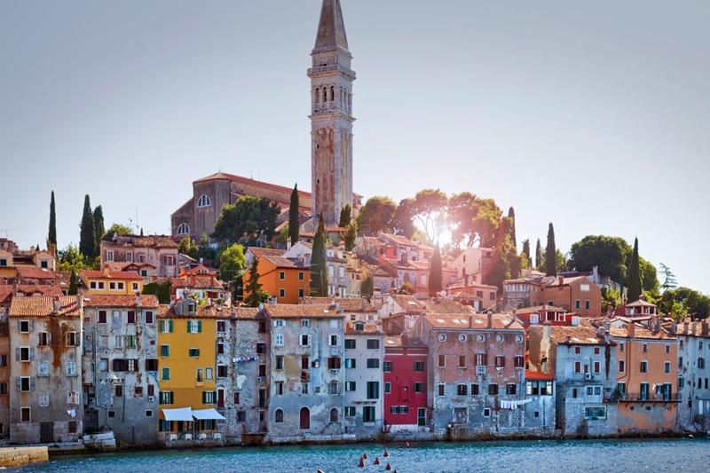 Istria il fascino del passato dove viaggi for Alberghi rovigno croazia