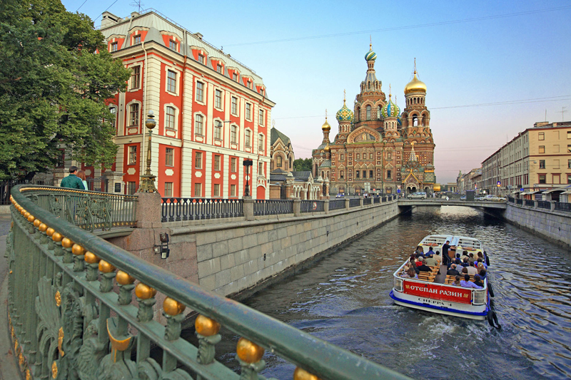 Eleganza e sogno a San Pietroburgo