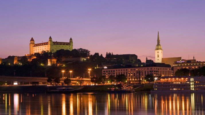 Foto Le mete del 2013: Bratislava e Ko?ice
