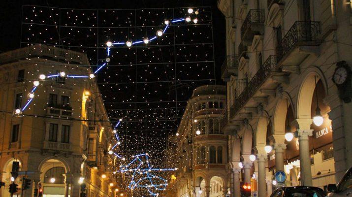 Foto Torino e la magia di Luci d'Artista