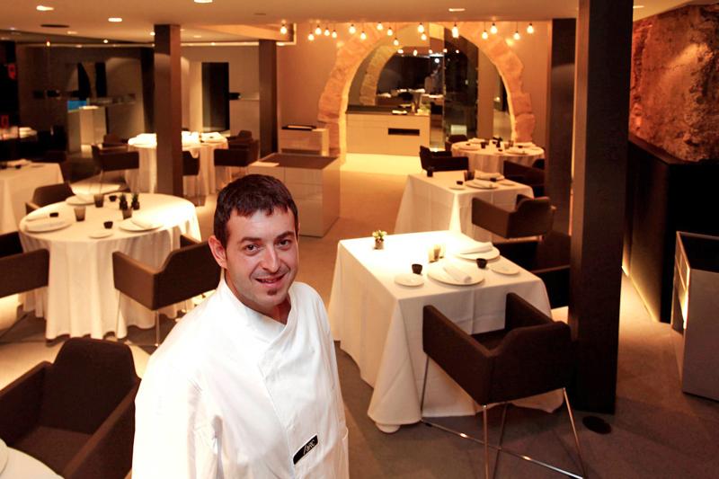 Valencia: quattro stelle in cucina