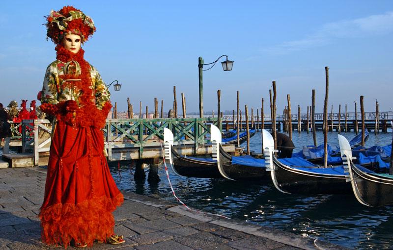 Su la maschera a Venezia