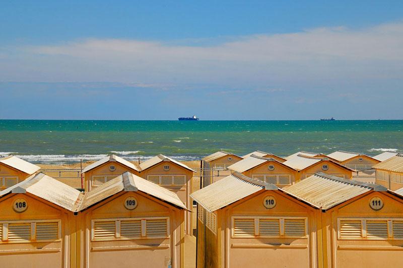 Venezia, un'estate al Lido