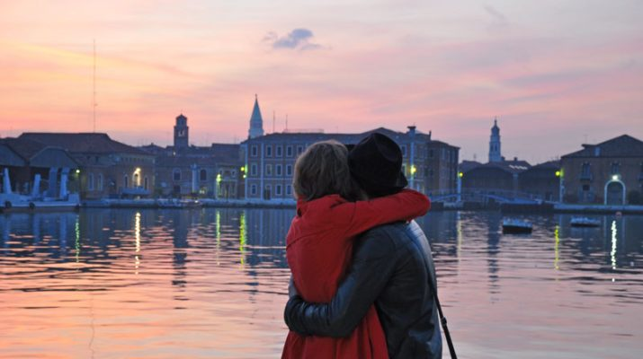 Foto Amarsi a Venezia