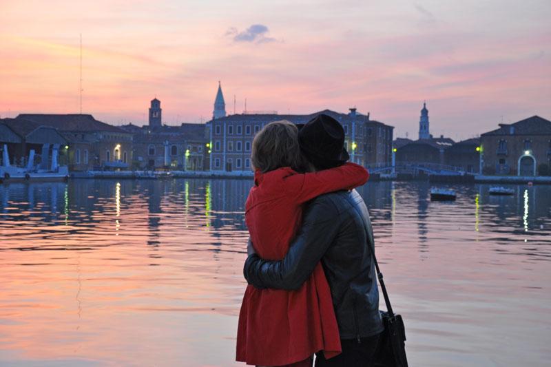 Amarsi a Venezia