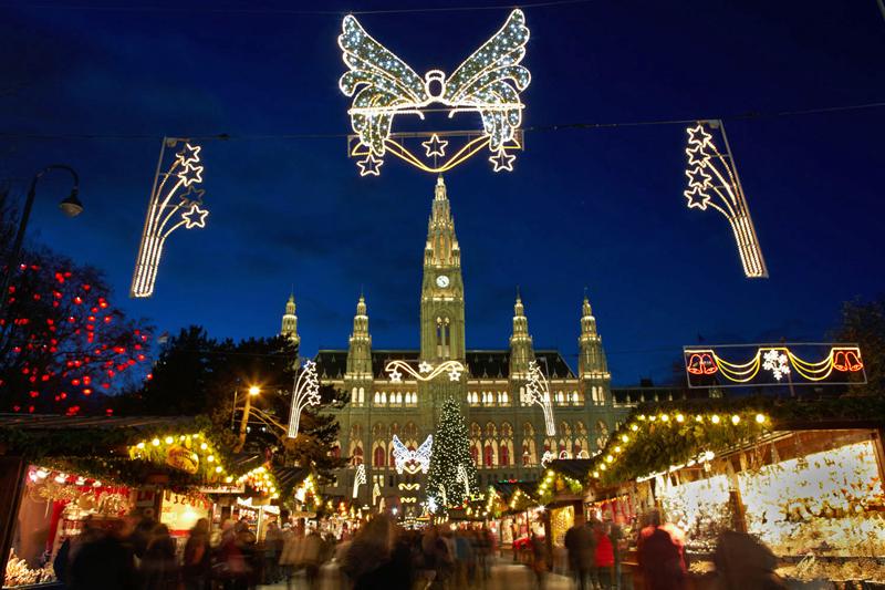 Vienna, inverno a ritmo di musica