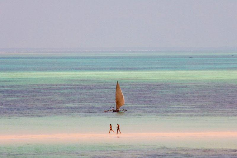 Zanzibar, l'Africa Sicura