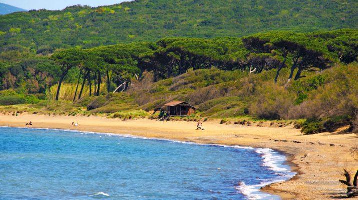 Foto Toscana: le spiagge libere più belle