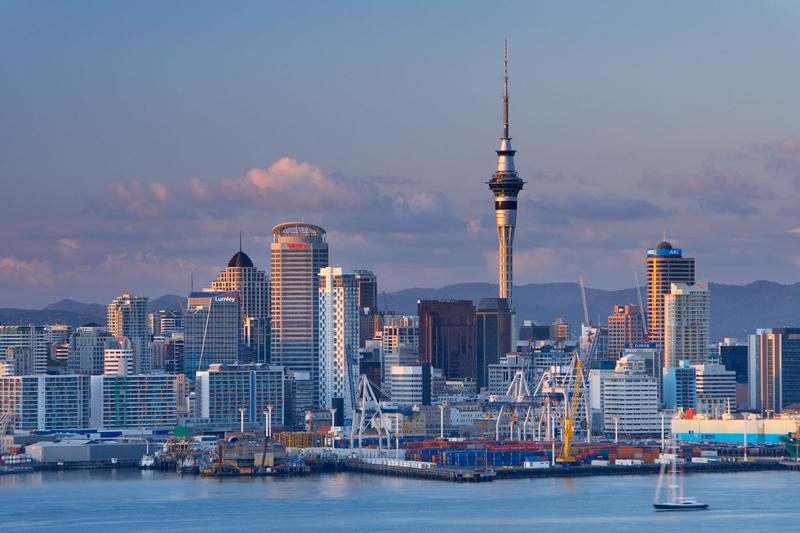 Le mete del 2013: Auckland