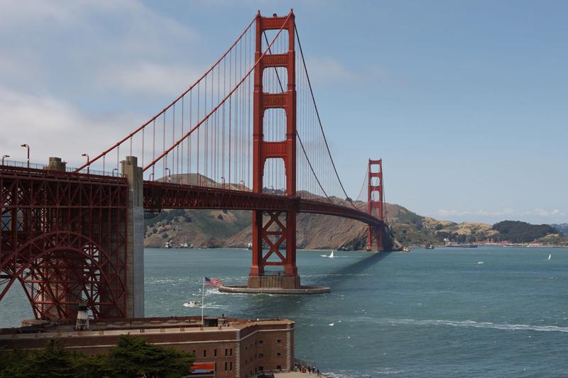 Le mete del 2013: San Francisco