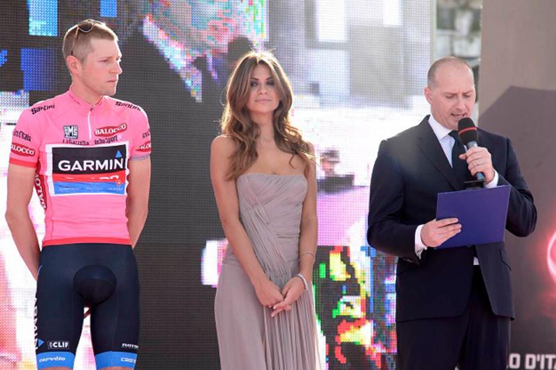 Le ragazze del Giro d'Italia