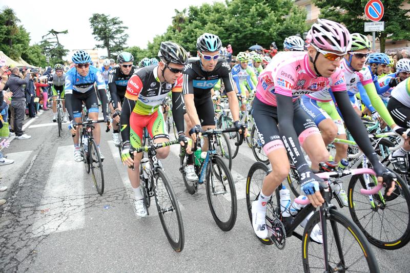 A Ischia per il Giro d'Italia 2013