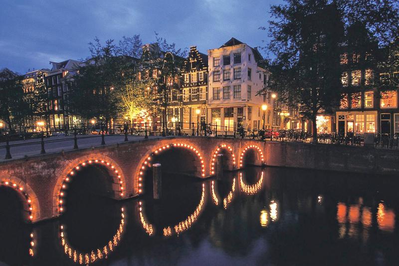 Amsterdam: allegro inverno sui canali