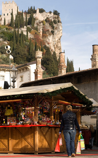 Mercatini di Natale, Garda Trentino in festa