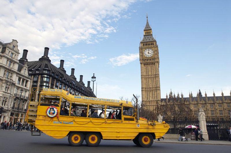 A Londra senza fare la coda