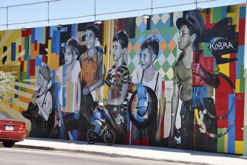 Miami, fra gallerie d'arte e graffiti