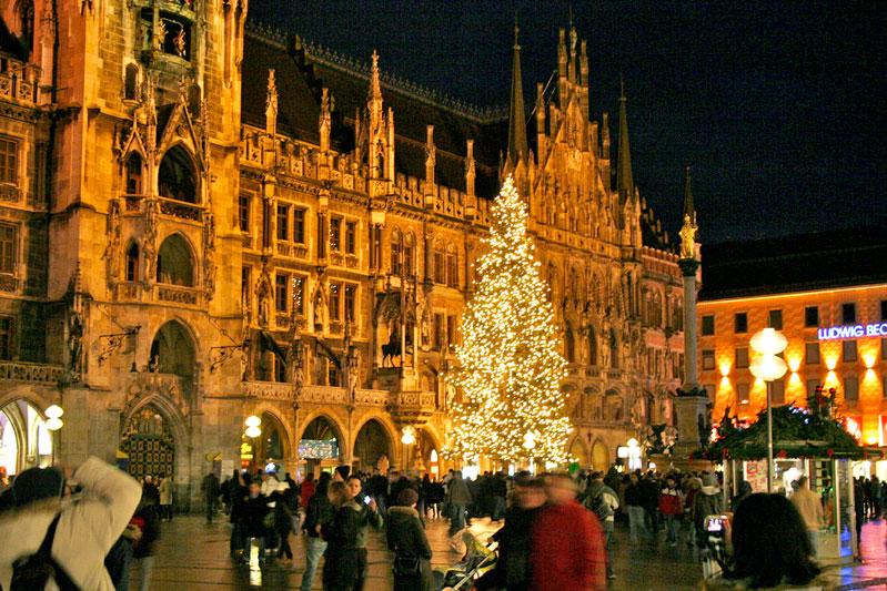 Monaco, torna la magia dei mercatini di Natale