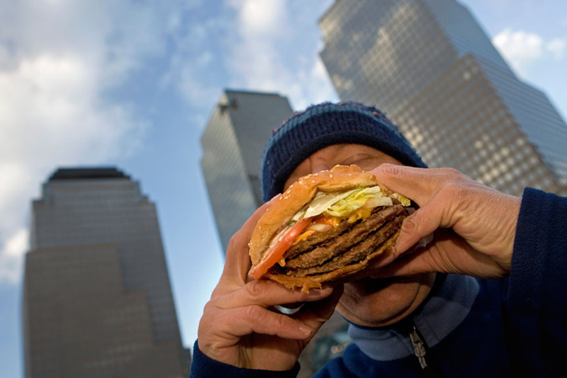 Street food speciale a New York