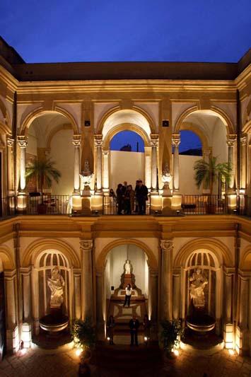 Palermo, la Sicilia fra donne e barocco