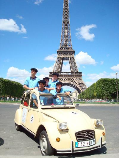 A Parigi senza attese