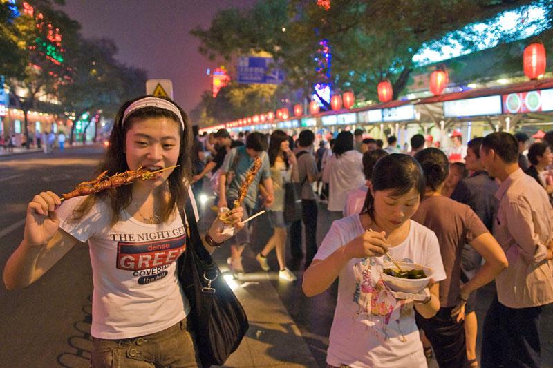 Sapori d?Oriente: Pechino