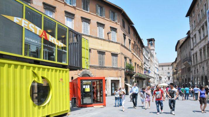 Foto FestArch 2012: a Perugia il Festival Internazionale di Architettura
