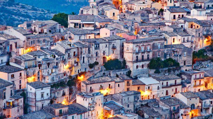 Foto La Sicilia di Montalbano