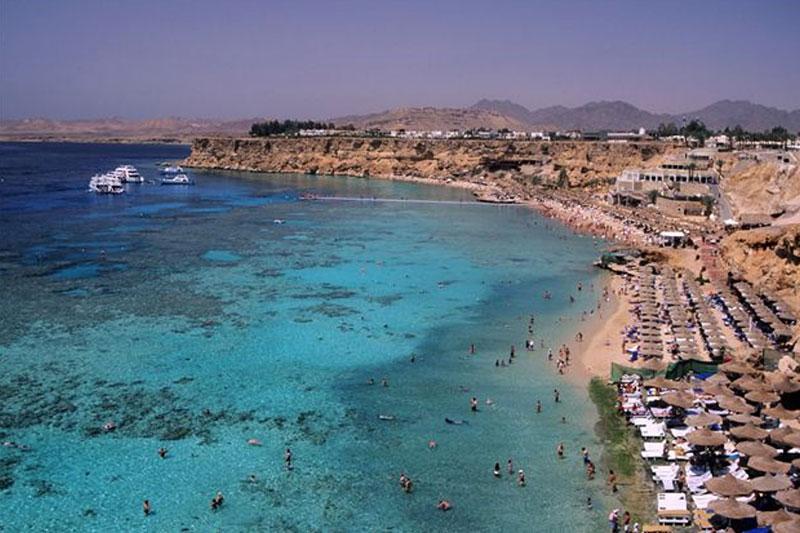 Mar Rosso, sulla vetta di Mosè