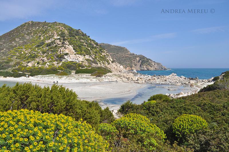 Sardegna: lungo le coste del sud