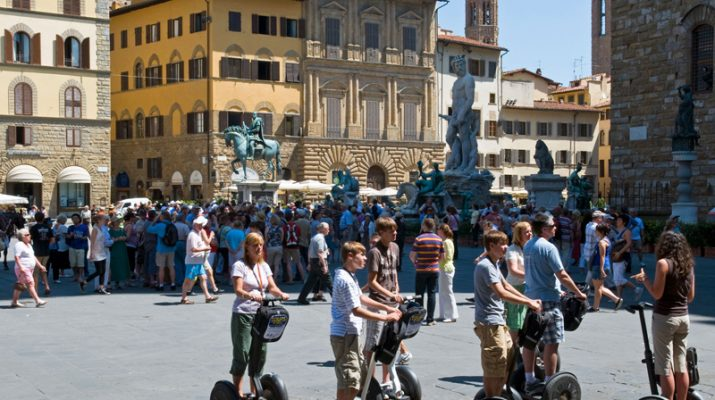 Foto Firenze in Segway