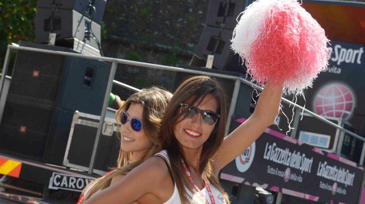 Foto Giro d'Italia al femminile