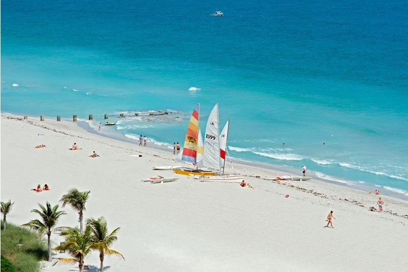 Miami, in partenza per un caldo inverno