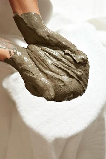 I piaceri del fango alle Terme Euganee