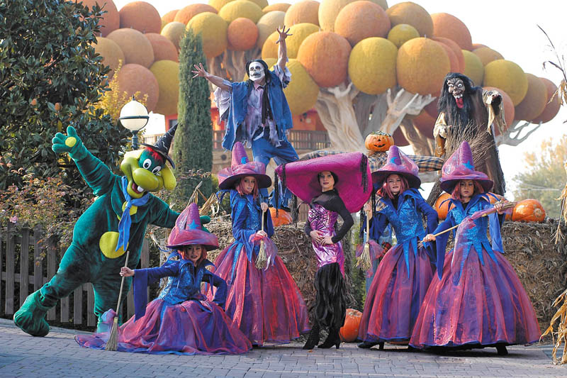 Halloween made in Italy: ottobre a tutto orrore