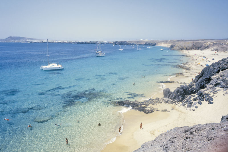 Mare d\'inverno? Alle Canarie - Dove Viaggi