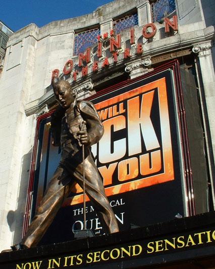 Musical mania a Londra