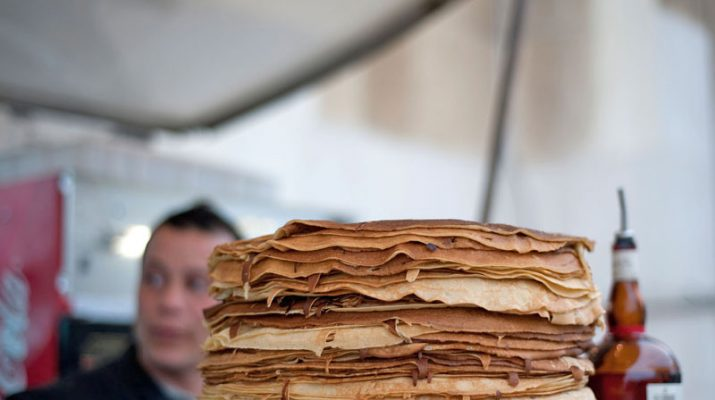 Foto Parigi, il dilemma delle crêpes