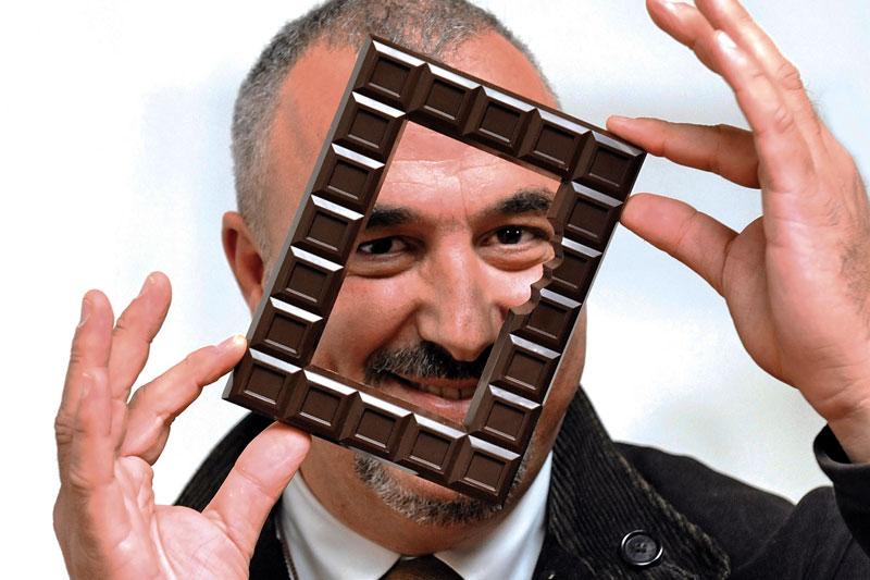 Eurochocolate, Perugia al cioccolato