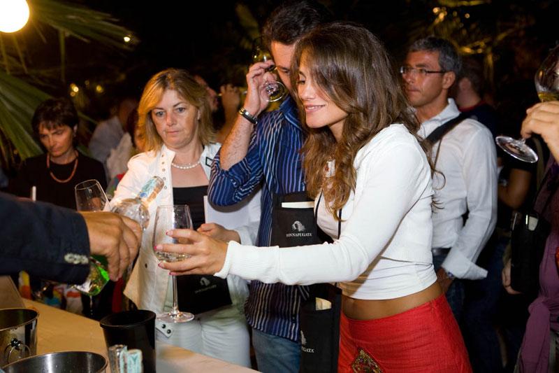 Calici di Stelle 2012, brindisi in Sicilia