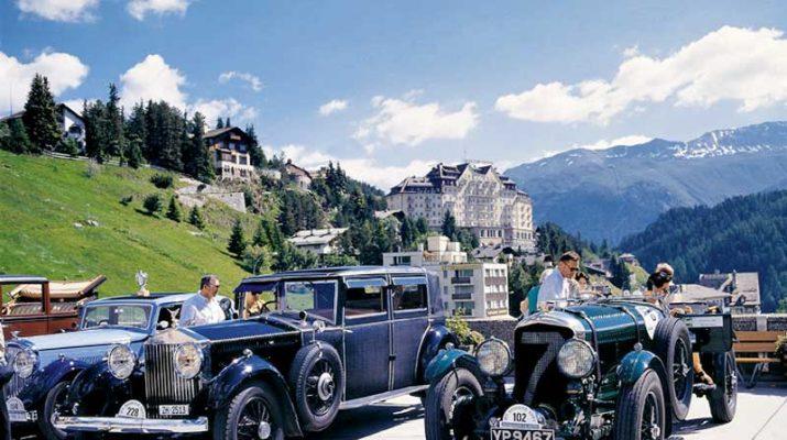 Foto St. Moritz: mondana, con charme