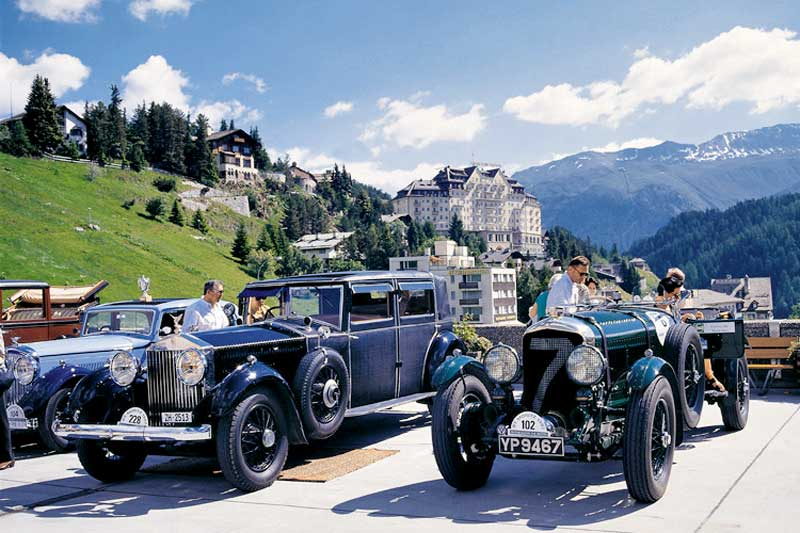 St. Moritz: mondana, con charme