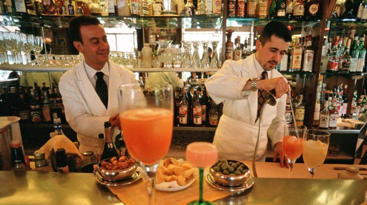 Foto Cocktail in viaggio: la top five