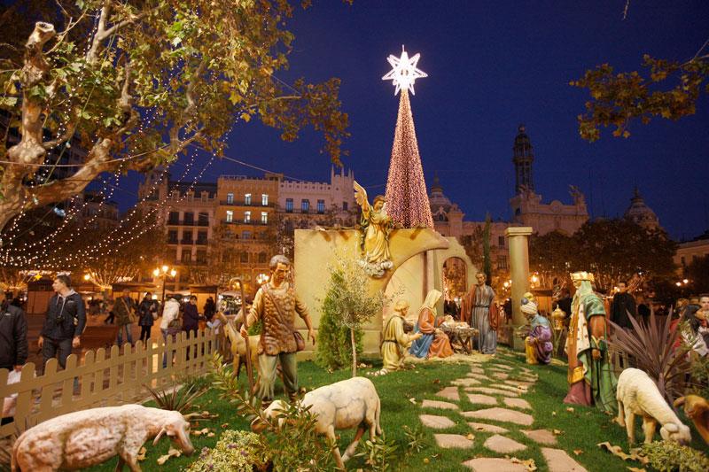 Valencia in compagnia dei Re Magi