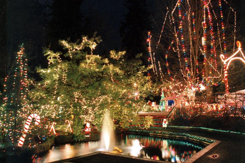 Natale multietnico a Vancouver
