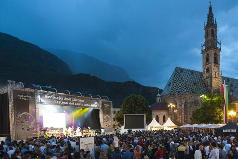 Alto Adige: Festival del gusto