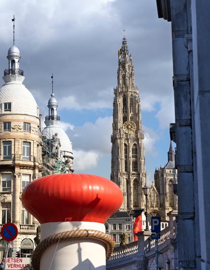Anversa: tendenza fiamminga