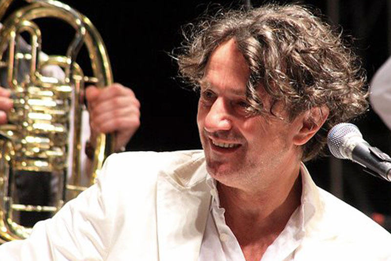 Notte della Taranta 2012: Goran Bregovic è il nuovo Maestro Concertatore che dirige iol Concertone finale il 25 agosto 2012