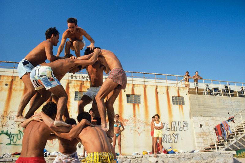 Lisbona, su e giù per le spiagge