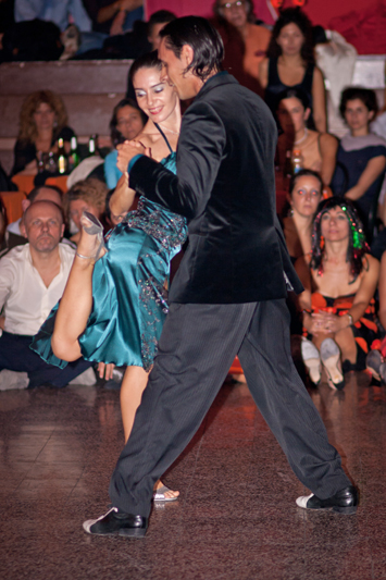 Halloween è alternativo con il Milano Zucca Tango Festival