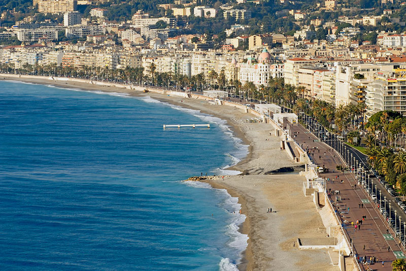 Nizza: Carnevale sul mare
